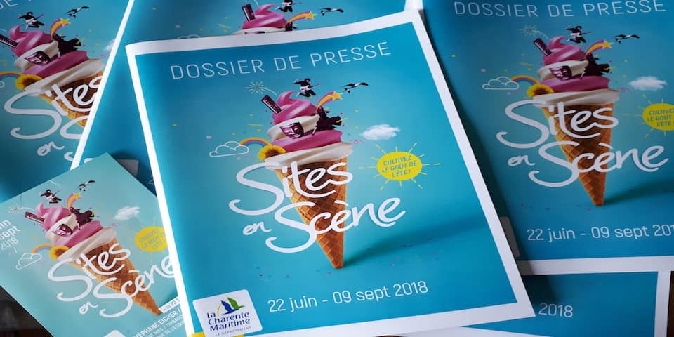 Dossier de presse et relations presse pour le label Sites en Scene