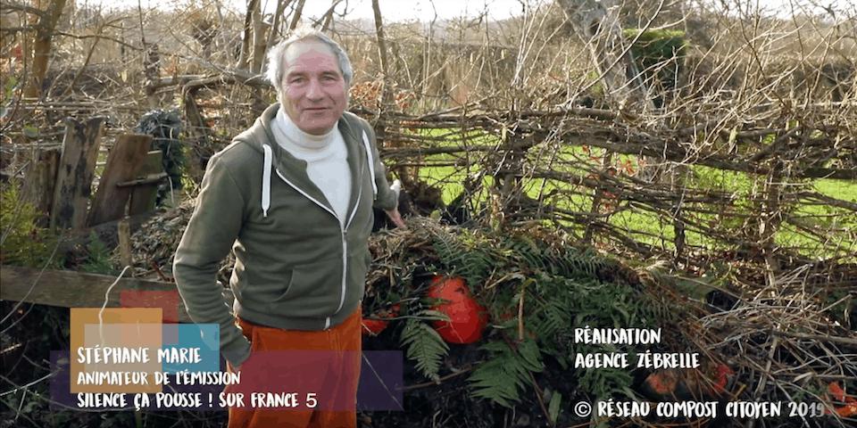 Realisation de teasers videos pour le reseau compost citoyen