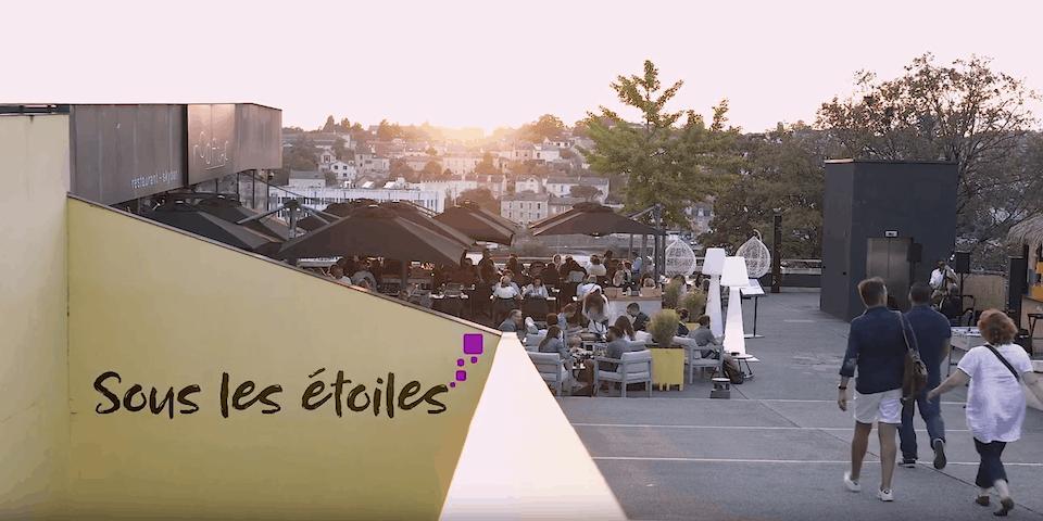 Realisation video pour la destination touristique de Grand Poitiers Communauté Urbaine