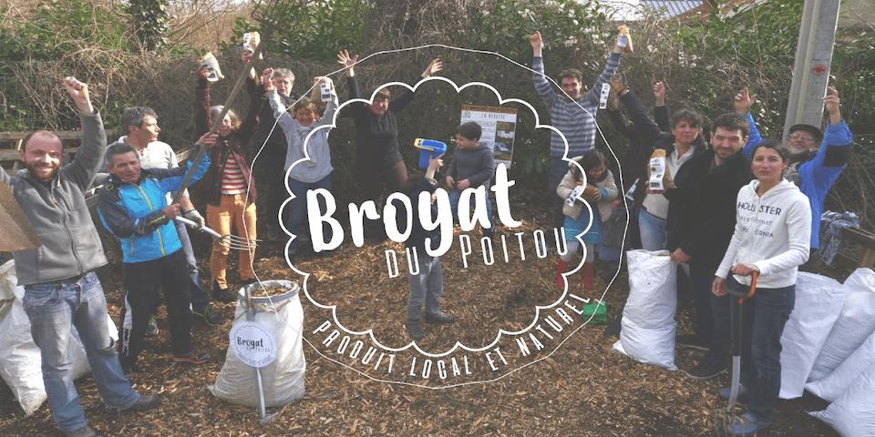 Teaser publicitaire pour la marque Broyat du Poitou